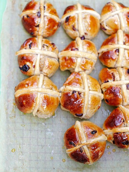 Hot Cross Buns Jamie Oliver