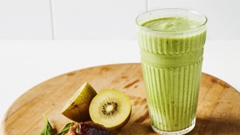Grass Is Greener Smoothie