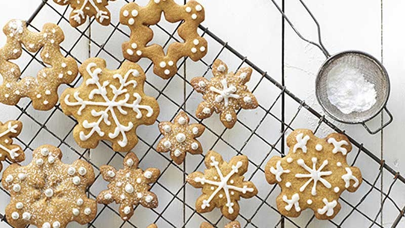 Gingerbread Cookies 800X450