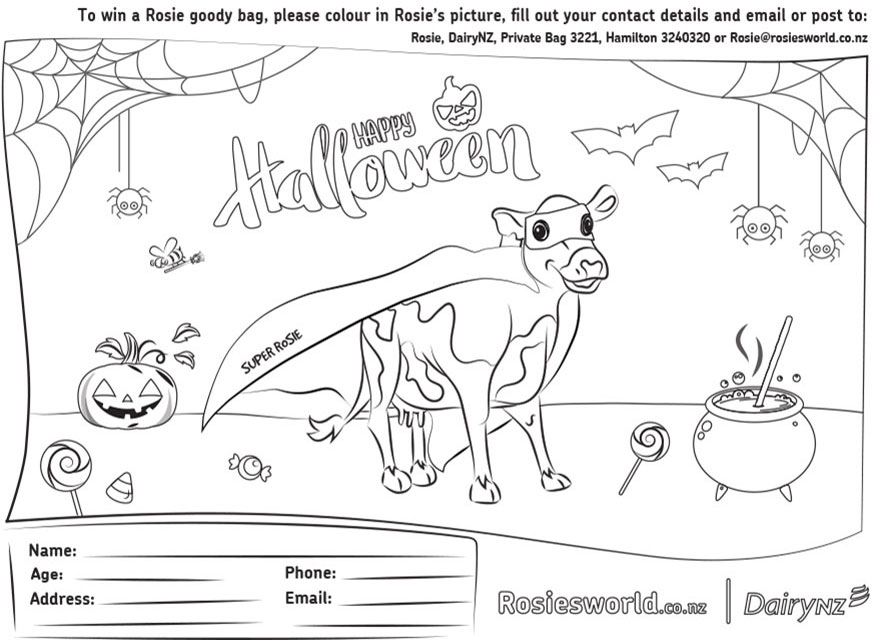 Rosie Colouring Halloween Thumb 880X640