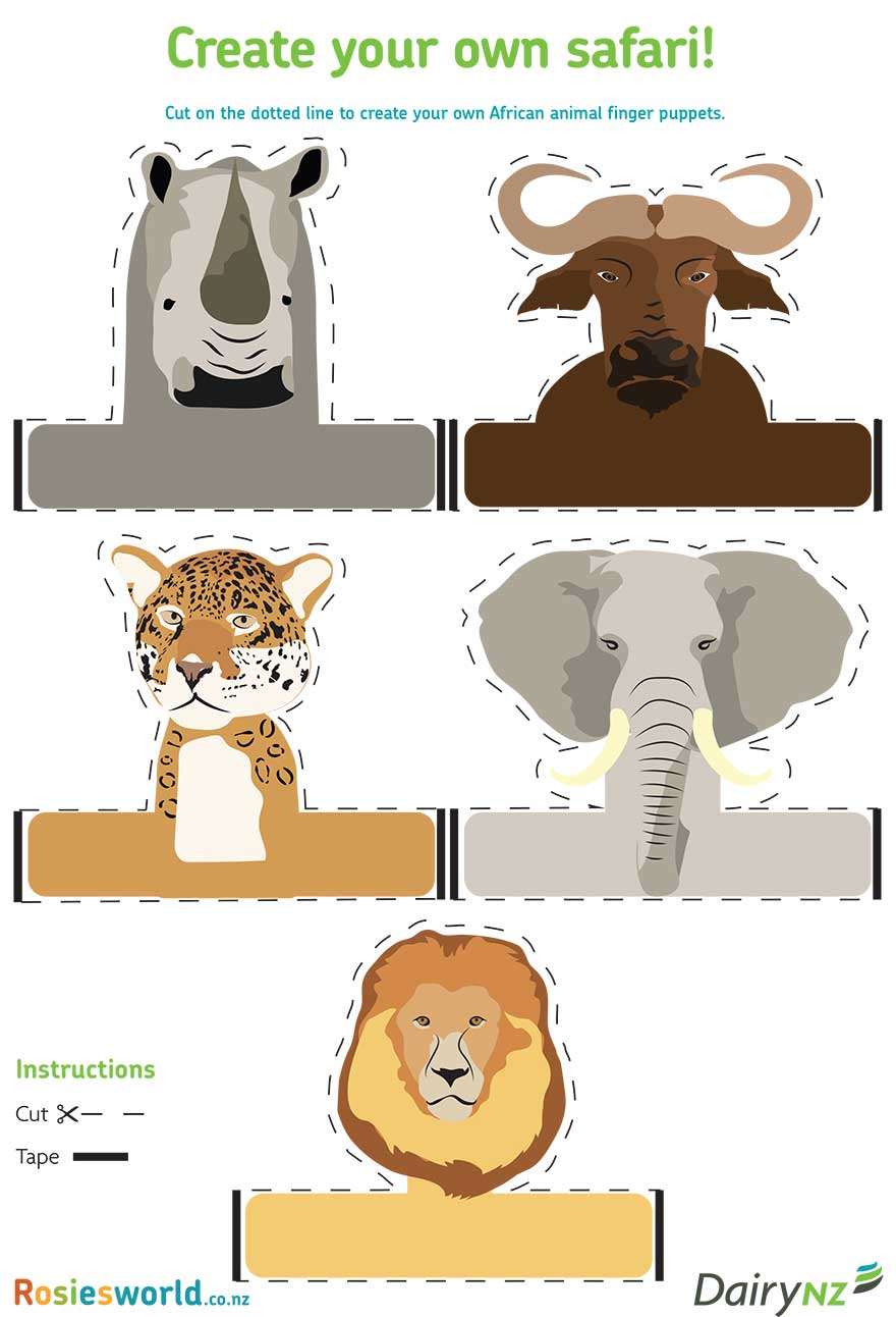 Paper Animals Africa Thumb 880Wide