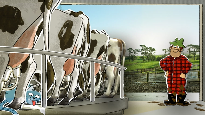 Being A Dairy Farmer 880X495